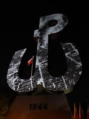 Warsaw Uprising anniversary (2017) (stillunusual) Tags: warsaw warszawa wwa poland polska history historicalplaces historyofpoland polishhistory historiapolski warsawuprising powstaniewarszawskie warsawrising 1944 war secondworldwar worldwarii worldwar2 wwii ww2 anniversary culture polishculture warmonument monument warmemorial memorial ceremony commemoration remembrance warsawuprisinghill warsawuprisingmound kopiecpowstaniawarszawskiego evening night dark polskawalcząca polskawalczaca armiakrajowa homearmy polishresistance germany deutschland germanhistory nazigermany nazi thirdreich kotwica travel travelphotography travelphoto travelphotograph 2017