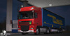 DAF XF105.410 - GRiPTRANS WiP [ETS2ProM] (gripshotz) Tags: daf xf 105 410 grip trans euro truck simulator ets 2 promods krone lkw walter trailer road license plate romania