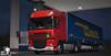 DAF XF105.410 - GRiPTRANS WiP [ETS2ProM] (gripshotz) Tags: daf xf 105 410 grip trans euro truck simulator ets 2 promods krone lkw walter trailer road license plate romania