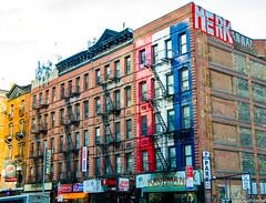 Hell's Kitchen 12.2.17 (charlie_guttendorf) Tags: newyork newyorkcity nyc hells kitchen kaufmans army navy guttendorf nikond7000 nikon18200mm manhattan architecture