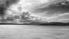 Any way the wind blows ... (OR_U) Tags: 2017 oru uk scotland orkney westray pierowall clouds sea ocean sunshine sun queen reflections waves sky bw monochrome blackwhite blackandwhite schwarzweiss widescreen 169