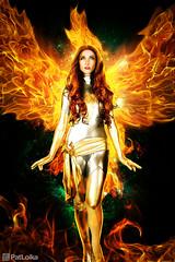 """Reborn"" (PatLoika) Tags: cosplay costume cosplayphotography marvel comics marvelcomics xmen xmencosplay jeangrey phoenix darkphoenix"