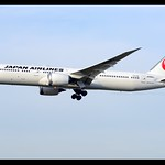 B787-9 | Japan Airlines | JA866J | FRA thumbnail