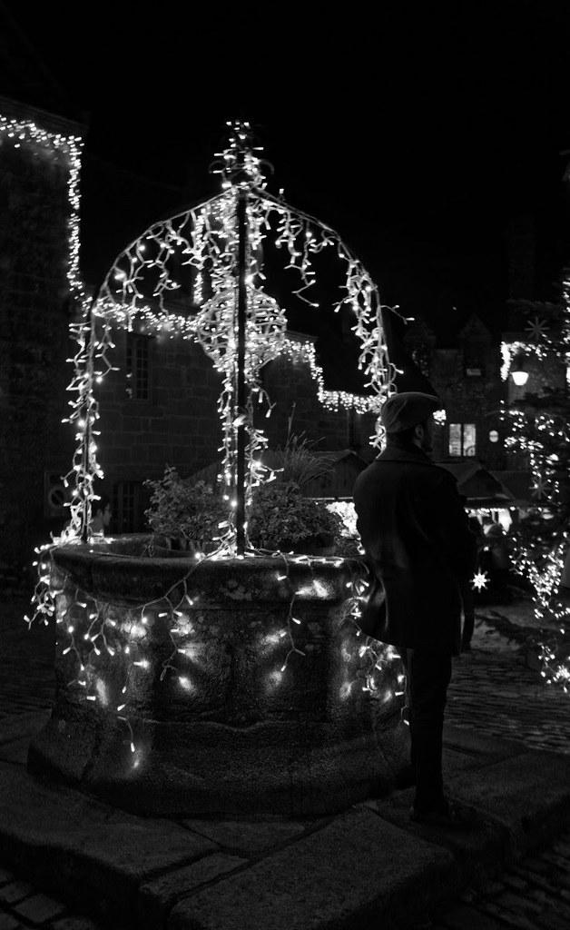 Decoration Noel Locronan