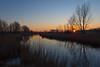 dec.26 sunrise (bakosgabor57) Tags: frost morning sunrise light water three sky colors natural nikon d7200 1755 f28