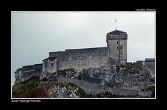 Castillo en Lourdes. Francia (jmadrigal09) Tags: jmadrigal francia lourdes castillo castell