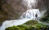 Cascade de l'Audeux - Chaux-lès-Passavants (25) - France (Romain VENOT) Tags: cascade waterfall water eau audeux foret doubs franchecomté randonnée hiking woods rocks olympus m10markii
