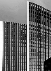 MODERN ARCHITECTURE (75) B&W (Padski1945) Tags: skyscraper modernarchitecture modernbuildings architecture building buildings buildingsoflondon londonbuildings londonscenes blackandwhite blackwhite blackandwhitephotography mono monochrome