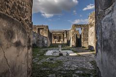 Pompei (Luca Ranghetti) Tags: vesuvio pompei ercolano eruzione naples archeology ancient old roman lucaranghettifoto sky clouds