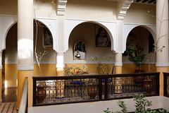 One Riad in Marrakech (Stefan Napierala) Tags: stefannapierala marrakech marrakesch marrakesh maghreb marocco morocco riad berber canoneos5dmarkiv berbères medina souq
