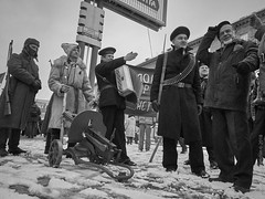 07.11.17-01-6 (Anton Mukhametchin) Tags: novosibirsk russia siberia revolution street streetphoto novosibirskayaoblast ru