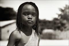 IMG_3463-1A-N&B1EE (Balilaï) Tags: afrique africa casamance cachouane kachouane balilaï cachiouane noiretblanc nb portrait enfant sénégal