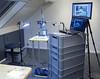 Setup for shooting a Repro (Eric Dankbaar) Tags: homestudio reproopname schermopstatief tripod setup tethered meopta 74220 meopta7420