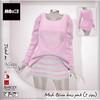"Tienda MOoH! - ""Olivia"" Vestido/Suéter en color pink (livaana.resident) Tags: vestidos suéter"