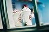 Starbucks 聖誕快閃店 (Mr.Sai) Tags: chinoncm3 meyeroptikgörlitzoreston50mmf18zebra fuji8583400tcinefilm ecn2 process analog film filmisnotdead movie taiwan taipei starbucks coffee xmas chrismax 信義區 高雄自由沖掃