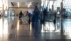 Aeroporto de Brasília (Danilo Belo Daniels) Tags: airport aeroporto people crowd longexposure brazil brasilia bsb