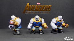 Thanos - Avengers: Infinity War (McLovin1309) Tags: thanos marvel mcu comic comics universe cinematic lego custom minifig minifigure figure fig bigfig big mad titan josh brolin