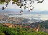 Above La Spezia #2 (jimsawthat) Tags: vista laspezia italy overlook bay