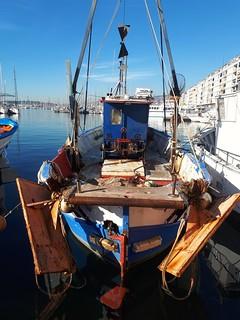 Port de Toulon . Var