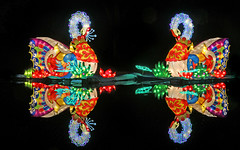 Schwanensee (karinrogmann) Tags: chinalightfestival kölnerzoo illagodeicigni swanlake schwanensee