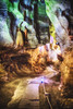 cavernous (Chris McEvoy) Tags: cave cavern inside color colour spain stalactite stalagmite spanish