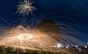 2018. Wishing you well. (catrall) Tags: nikon d750 fx sigma art 24105 steelwoolphotography steel wool night newyear happynewyear 2018 2017 silvester austria