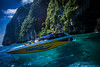 20171114 DSC_3638 6000 x 4000 (Kurukkans) Tags: kurukkans krabi thailand sea beautifulplace water monkey tourists islands speedboat boats