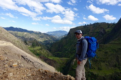 Hiking from Isinliví to Chugchilán, Quilotoa Loop (*Andrea B) Tags: quilotoa loop sierra highlands central lake laguna hike hiking december 2017 december2017 quilotoaloop chugchilán ecuador isinliví trek trekking south southamerica