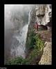 Sur le Balcon de la Cascade de 90M de haut du Creux Billard de Nans Sous Sainte Anne (francky25) Tags: sur le balcon de la cascade 90m haut du creux billard nans sous sainte anne franchecomté doubs