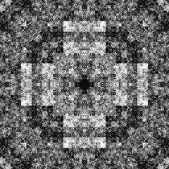1690835018 (michaelpeditto) Tags: art symmetry carpet tile design geometry computer generated black white pattern