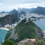 Rio de Janeiro vista dal Pan di zuccherro