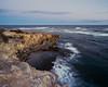 Last Hawaiian sunset (JaZ99wro) Tags: hawaje longexposure ocean sunset e6 opticfilm120 tetenal3bathkit hawaii exif4film pentax67ii film f0333 analog astia100f