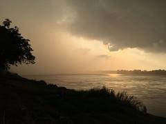 Sunset storm along the Mekong 2018-1-7 10 (SierraSunrise) Tags: clouds mekong mekongriver nongkhai phonphisai reflections river skies sky storm sunset thailand
