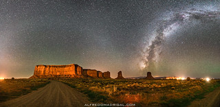 Mitchell Mesa & Milkyway