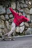 Birthday ride (brigante_project) Tags: consonno ghosttown longboard longboarding sbanda brianza lecco freeride action skateboarding toeside standup