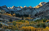 Autumn View, High Sierra (chasingthelight10) Tags: canyons landscapes travel events photography creeks forests foliage nature mountains places california bishopcreekcanyon easternsierranevada sierranevada bishopcreek northlake sabrinalake southlake