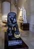 Stone roar (Tony Tomlin) Tags: france paris thelouvre art museum gallery sculpture