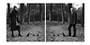 Duet (l'imagerie poétique) Tags: limageriepoétique poeticimagery duet portfolio series conceptualphotography visualstorytelling bronicasqa 150mmf35 kodaktmax400 selfdevelopedfilm 6x6 mediumformat believeinfilm artdeservesfilm filmisnotdead ishootfilm