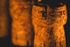 Macro Mondays - Lit by Candlelight (shammondphoto) Tags: macromondays litbycandlelight cork sidelight macro closeup details shadow warmth shallow dof