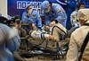 Expedition 54 Preflight (NHQ201712170066) (NASA HQ PHOTO) Tags: baikonur kazakhstan expedition54preflight russiansokolsuit baikonurcosmodrome scotttingle expedition54 kaz roscosmos nasa joelkowsky