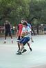 Passando a Bola (fotojornalismoespm) Tags: basquete sãopaulo quadra bola meninos parque ibirapuera sol tarde diversão esporte olímpico