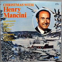 Christmas with Henry Mancini /Christmas with Eddy Arnold (Mancini Side) (Funkomaticphototron) Tags: coryfunk christmas album vinyl record lp 33rpm cover