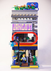 Jango's Pub Future Modular (S_P Brick Design House) Tags: lego afol bricks toys mocs bespoke