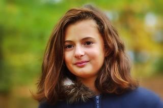 Notre petite-fille Mathilde