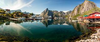 Lofoten, Reine Norwegen