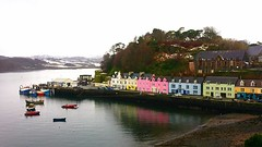 Portree. Isle of Skye. Scotland (☮ Montse;-))) Tags: portree scotland harrypotter