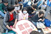1061223-反勞基法修惡大遊行-120 (Lennon Ying-Dah Wong) Tags: 台灣 台北 勞工 工人 工會遊行 抗議 勞基法 勞動基準法 移工 外勞 taiwan taipei labor union solidarity rally protest lsa laborstandaract migrantworker laborlaws 勞動法令