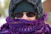 Zoo Assistant (MTSOfan) Tags: jan janice wife multiplesclerosis persistence positivity scarf purple sunglasses bundled winter cold frigid dangfriggincold