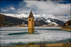 Eingefroren (angelofruhr) Tags: alpen südtirol