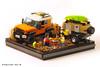 Toyota FJ Cruiser (Pixel Fox) Tags: lego diorama vignette toyota fj cruiser offroad 4x4